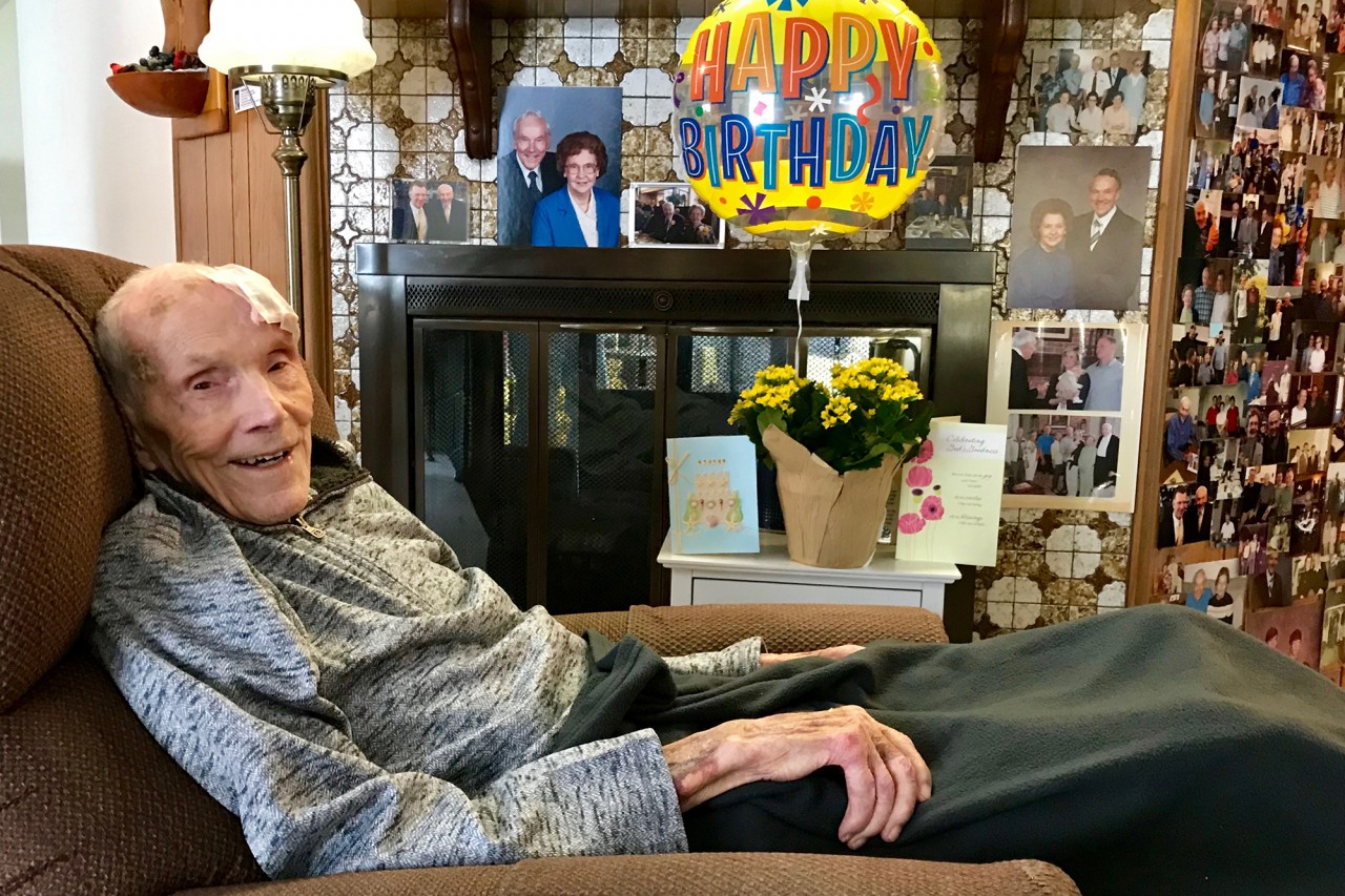 100-year-old recalls service on 1963 Baptist Faith & Message committee