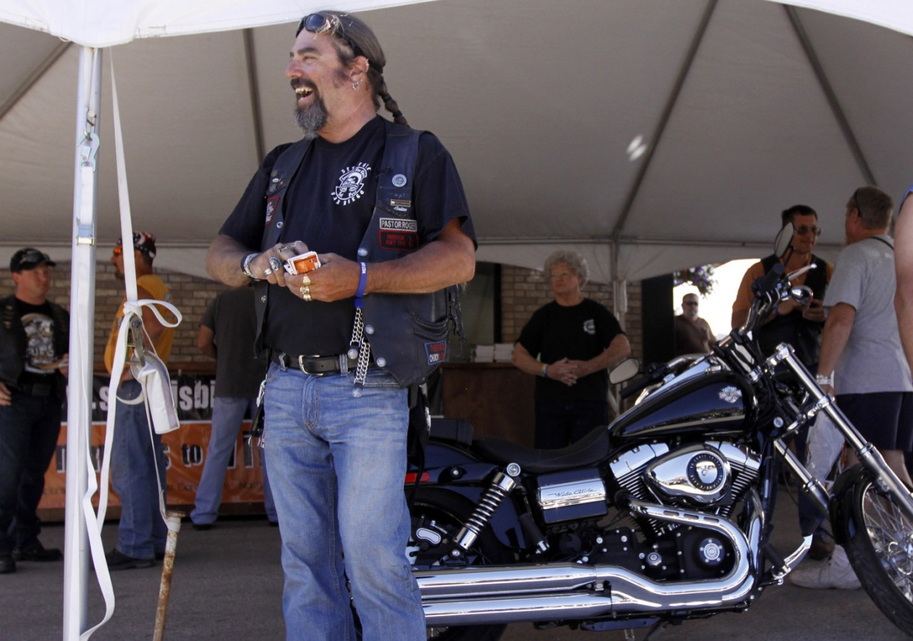 Sturgis: Dakota gives outreach to F.A.I.T.H. Riders
