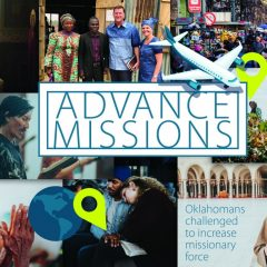 Advance Missions: Oklahomans challenged to increase missionary force
