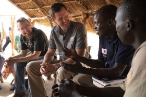 IMB's Chitwood encourages refugees, missionaries - Baptist Messenger of Oklahoma