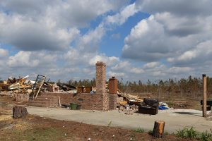 Community seeing 'glimmers of light' after tornado - Baptist Messenger of Oklahoma 1