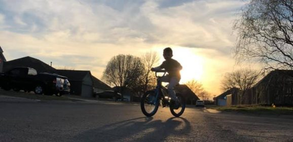 Rite of Passage: Bicycles and Births