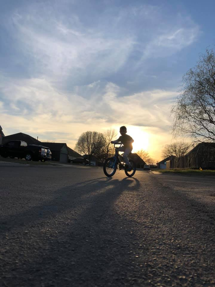 Rite of Passage: Bicycles and Births - Baptist Messenger of Oklahoma 1