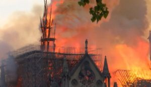 Notre Dame Cathedral fire spurs 'rightful mourning' - Baptist Messenger of Oklahoma