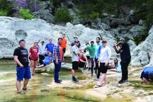 Falls Creek Spring Retreat: College or not, campers equipped to be Christian thinkers - Baptist Messenger of Oklahoma 1