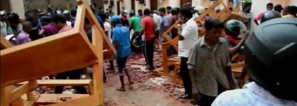 Sri Lanka Christian massacre 'shocking in its cruelty'