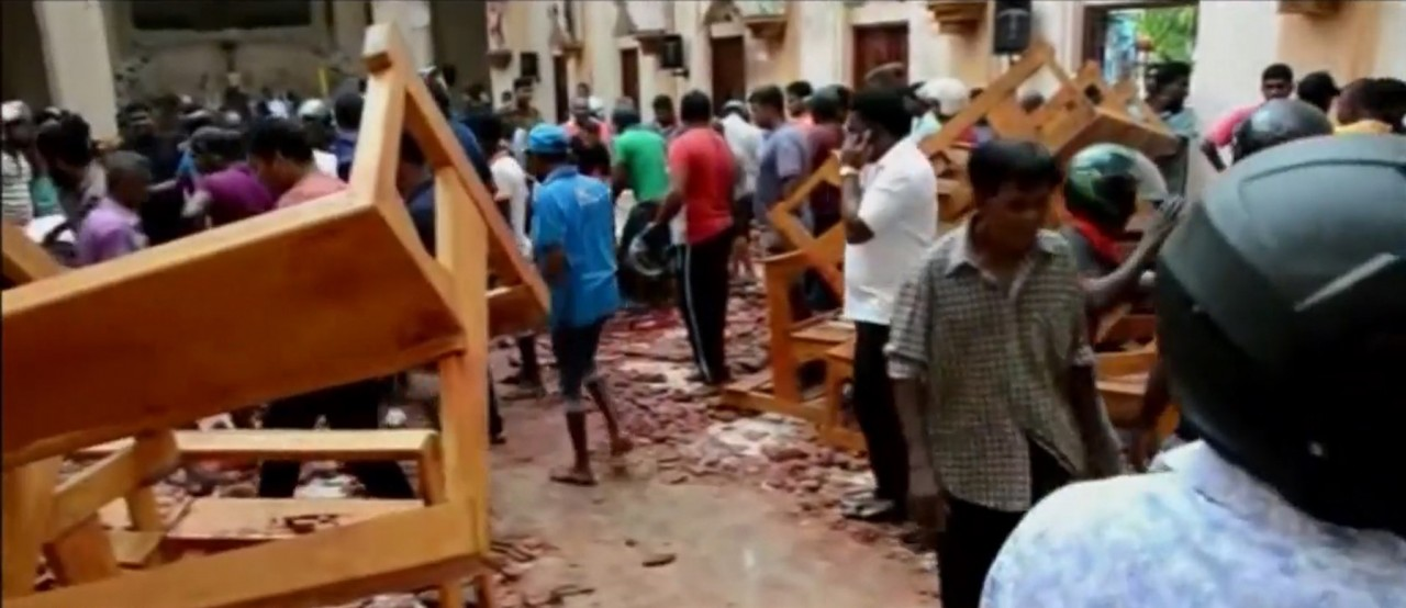 Sri Lanka Christian massacre 'shocking in its cruelty'