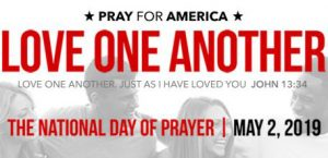 Love One Another' nationwide prayer plea May 2 - Baptist Messenger of Oklahoma