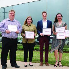 Messenger wins BCA awards