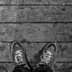 Rite of Passage: Shoeless Pastor
