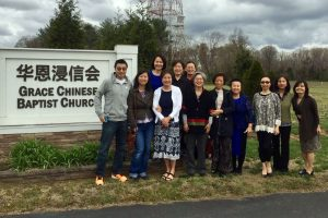 Chinese church bridges cultural gap after tragedy - Baptist Messenger of Oklahoma 2