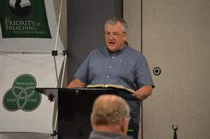 Oklahoma Bible Conference featured 'pastors teaching pastors' - Baptist Messenger of Oklahoma 1
