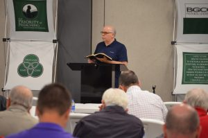 Oklahoma Bible Conference featured 'pastors teaching pastors' - Baptist Messenger of Oklahoma 2
