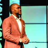 Tommie Harris Q&A at Men's Rewired