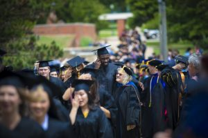 OBU Confers Degrees Upon 293 Graduates During 2019 Spring Commencement - Baptist Messenger of Oklahoma 1