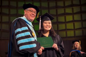 OBU Confers Degrees Upon 293 Graduates During 2019 Spring Commencement - Baptist Messenger of Oklahoma 3