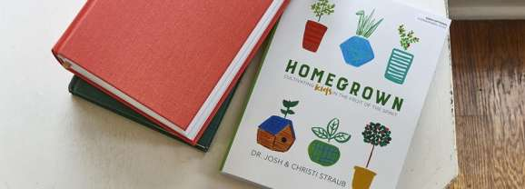 'Homegrown' focuses on family, fruit of the Spirit