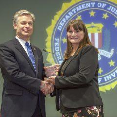 FBI honors Baptist ministry for human-trafficking work