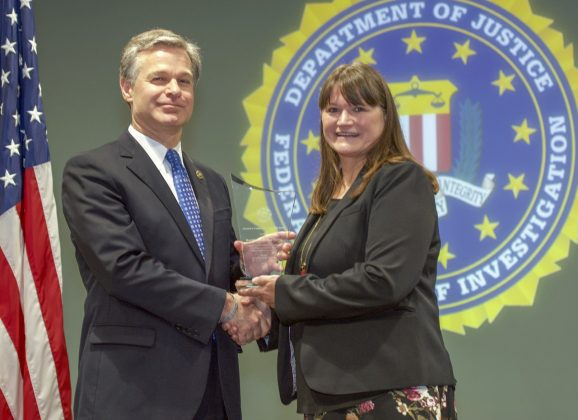 FBI honors Baptist ministry for human-trafficking work