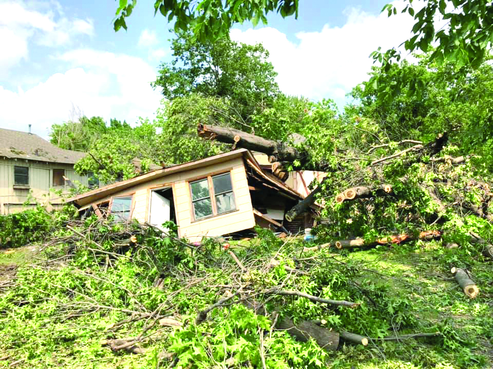 Disaster Relief serving across Oklahoma following tornadoes, floods