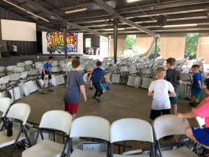 Double Duty, Double Blessing: Sponsor takes time to serve at CrossTimbers, Falls Creek - Baptist Messenger of Oklahoma 1