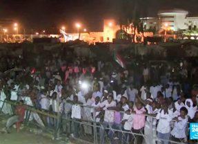 Sudan Christians fearful amid deadly revolution