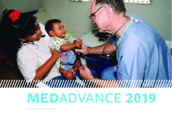 Medical missionary credits MedAdvance  to calling, equipping