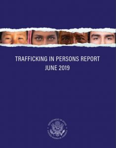 2019 human trafficking report: U.S. has work to do - Baptist Messenger of Oklahoma 1