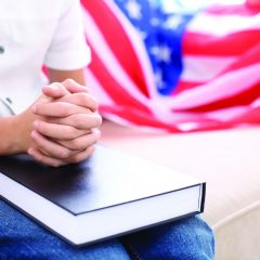 Encourage: Uneasy patriotism