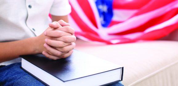 Encourage: Uneasy patriotism