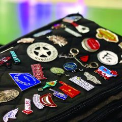 Pins with a purpose: Popularity of pin trading grows in 10th summer at Falls Creek