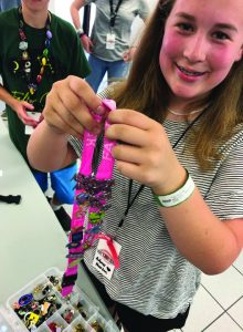 Pins with a purpose: Popularity of pin trading grows in 10th summer at Falls Creek - Baptist Messenger of Oklahoma 2