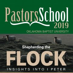 Pastors School coming to OBU July 15-17, still time to register