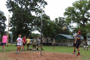 Children respond to the Gospel at CrossTimbers Grand Lake - Baptist Messenger of Oklahoma
