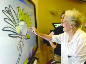 Technology innovations that enhance lives, courtesy of Baptist Village - Baptist Messenger of Oklahoma