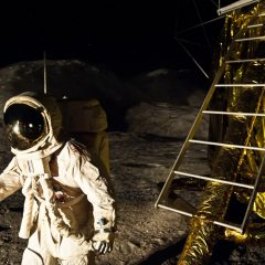 Moon landing reflection:  an opportunity to worship