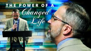 The power of a changed life - Baptist Messenger of Oklahoma 1