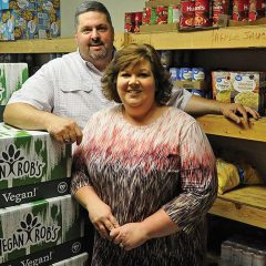 Life of service leads couple to Bapt. mission