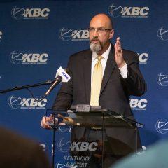 Gray named new exec. dir. of Kentucky Baptist Conv.