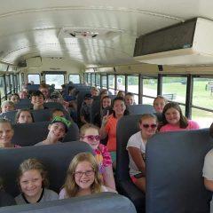 Davis, Chickasaw Trail reaches kids for Christ through CrossTimbers, Team Kid