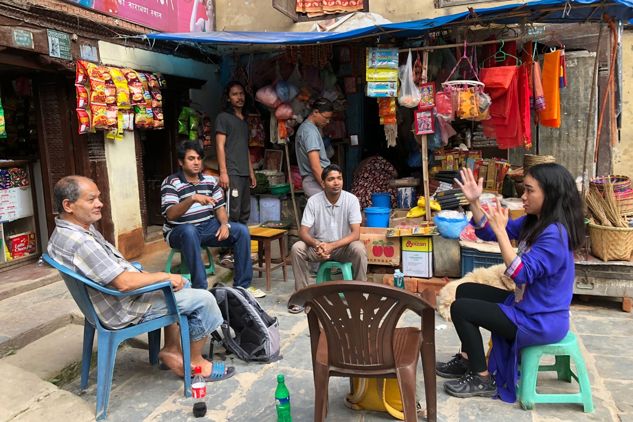 Deaf adults eager to hear Gospel in South Asia