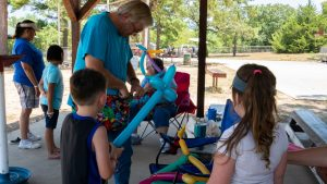 Foster Care Retreat allows families summer fun and training - Baptist Messenger of Oklahoma 2