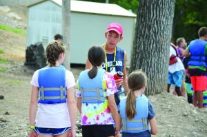 CrossTimbers expands, continues sharing Gospel with kids - Baptist Messenger of Oklahoma 1