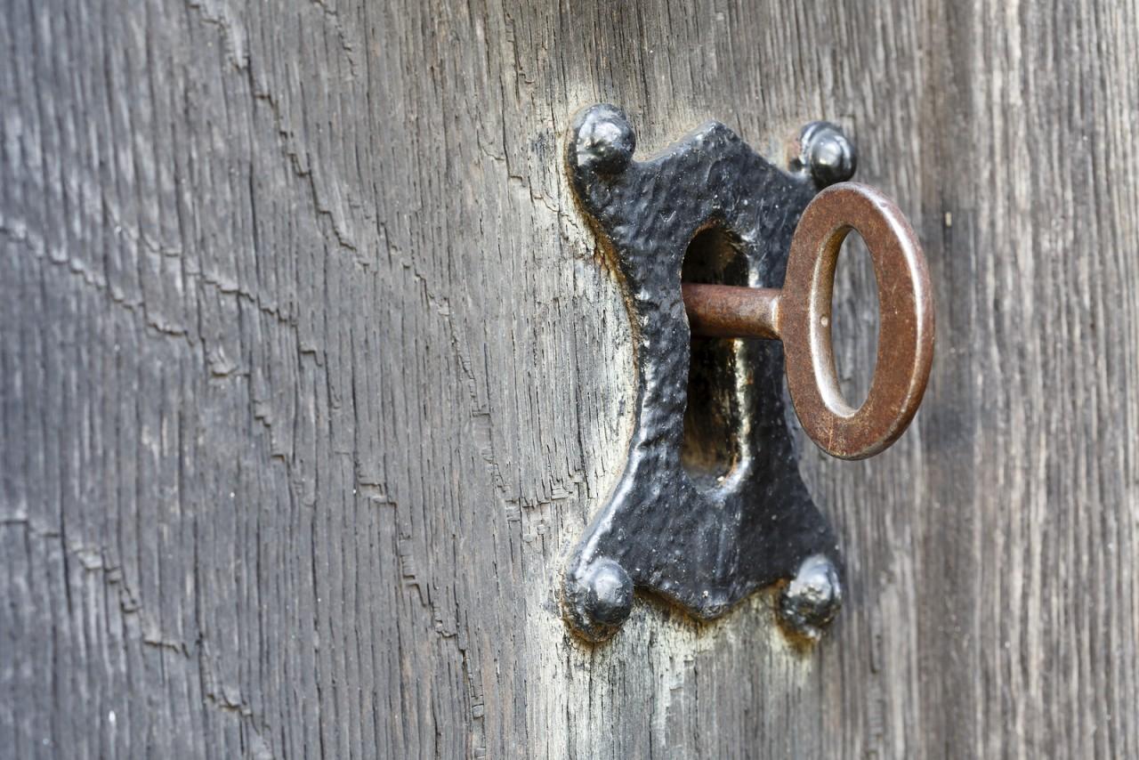 Rite of passage: Keys to the door