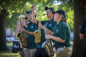 OBU welcomes more than 520 new students to Bison Hill - Baptist Messenger of Oklahoma 1
