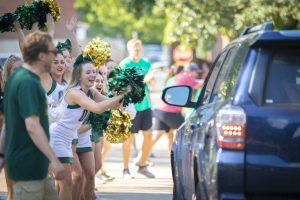 OBU welcomes more than 520 new students to Bison Hill - Baptist Messenger of Oklahoma 2