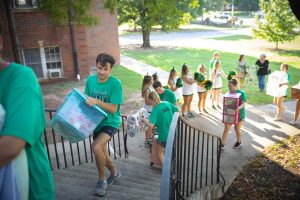 OBU welcomes more than 520 new students to Bison Hill - Baptist Messenger of Oklahoma 3