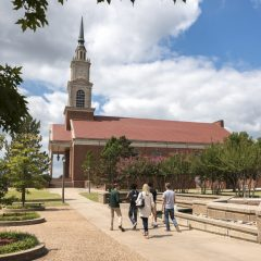 OBU Earns Seven 'Colleges of Distinction' Honors for 2020-21