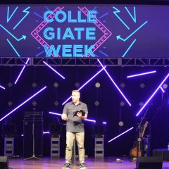 'Follow Jesus' call,' SBC President Greear says at Falls Creek during Collegiate Week