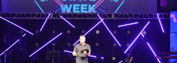 'Follow Jesus' call,' SBC President Greear says at Falls Creek during Collegiate Week